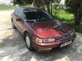 Cần bán xe Honda Accord EX 2.2MT sản xuất năm 1990, màu đỏ, nhập khẩu nguyên chiếc giá 60 triệu tại Vĩnh Phúc