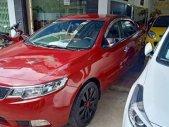 Cần bán gấp Kia Forte đời 2011, màu đỏ giá 338 triệu tại Lâm Đồng