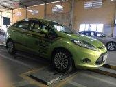 Cần bán Ford Fiesta 2011, màu xanh lam giá 320 triệu tại Đà Nẵng