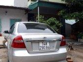 Cần bán lại xe cũ Daewoo Gentra 2010, màu bạc giá 210 triệu tại Quảng Ninh