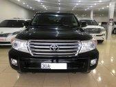Cần bán xe Toyota Land Cruiser VX 2014, màu đen, nhập khẩu chính hãng giá 2 tỷ 450 tr tại Hà Nội
