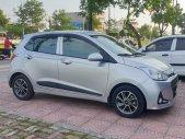 Bán Huyndai I10 số sàn 1.2 màu bạc 2018 xe gia đình giá 363 triệu tại Tp.HCM
