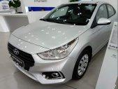Bán ô tô Hyundai Accent sản xuất năm 2019, màu bạc giá cạnh tranh giá 430 triệu tại Tp.HCM