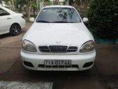 Bán Daewoo Lanos sản xuất năm 2002, màu trắng, giá chỉ 75 triệu giá 75 triệu tại Bến Tre