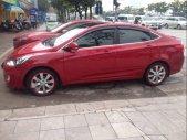 Bán Hyundai Accent 2012, màu đỏ, nhập khẩu, số tự động giá 405 triệu tại Hà Nội