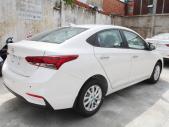 Bán Hyundai Accent năm 2019 màu trắng, giá chỉ 415 triệu giá 415 triệu tại Tp.HCM