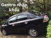 Cần bán Daewoo Gentra đời 2011, màu đen, nhập khẩu nguyên chiếc, xe chạy gia đình nên giữ cẩn thận giá 240 triệu tại Nghệ An