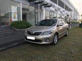 Bán Toyota Corolla Altis 2.0AT màu ghi vàng 2011 bản full kịch đồ giá 510 triệu tại Tp.HCM