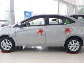 Cần bán xe Toyota Vios sản xuất 2019, màu bạc, giá tốt giá 496 triệu tại Tp.HCM