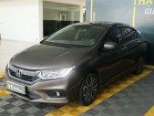 Bán xe Honda City Top 1.5AT đời 2017, màu nâu giá 566 triệu tại Hà Nội