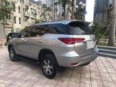 Bán Toyota Fortuner 2018 tự động xăng màu bạc xe như mới giá 1 tỷ 97 tr tại Tp.HCM