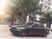 Xe BMW 3 Series năm 2003 màu đen, 229 triệu nhập khẩu nguyên chiếc giá 229 triệu tại Hà Nội