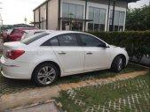 Bán ô tô Chevrolet Cruze LTZ năm 2015, màu trắng xe gia đình giá 472 triệu tại Tp.HCM