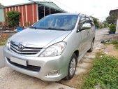 Cần bán xe Toyota Innova 2011 số sàn màu bạc giá 396 triệu tại Tp.HCM