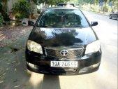 Bán xe Toyota Vios G đời 2007, màu đen chính chủ giá 255 triệu tại Phú Thọ