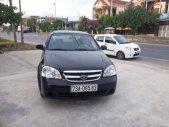 Cần bán xe Daewoo Lacetti sản xuất năm 2010, màu đen giá 195 triệu tại Quảng Bình