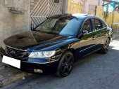 Bán Hyundai Azera 2008 tự động 2.7 fulloption màu đen giá 355 triệu tại Tp.HCM