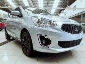 Bán Mitsubishi Attrage sản xuất 2019, màu bạc, nhập khẩu, giá chỉ 375.5 triệu giá 376 triệu tại Quảng Nam
