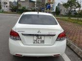 Bán Mitsubishi Attrage 1.2 AT sản xuất 2018, màu trắng, xe gia đình giá 490 triệu tại Hải Dương