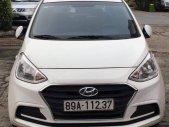 Hyundai Grand i10 1.2MT năm sản xuất 2017, màu trắng giá 315 triệu tại Hà Nội