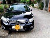 Cần bán Toyota Corolla altis 1.8G-AT 2008, màu đen chính chủ giá 420 triệu tại Yên Bái