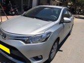 Cần bán xe Toyota Vios 2018 số tự động màu bạc biển thành phố, giá 493 triệu tại Tp.HCM