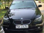 Bán xe BMW 5 Series 530i 2008, màu đen, xe nhập giá 1 tỷ 200 tr tại Khánh Hòa