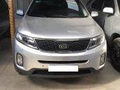 Cần bán xe Kia Sorento DATH 2015 máy dầu số tự động, màu bạc zin giá 745 triệu tại Tp.HCM