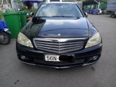 Bán Mercedes C200 sản xuất năm 2008, màu đen, nhập khẩu giá 425 triệu tại Tp.HCM