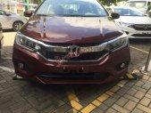 Cần bán xe Honda City G năm 2019, màu đỏ giá 559 triệu tại Bình Thuận