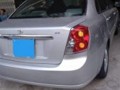 Cần bán lại xe Daewoo Lacetti sản xuất 2008, màu bạc, xe gia đình đi rất kĩ giá 155 triệu tại Phú Yên