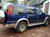 Gia đình cần bán xe Everest 2005, số sàn, máy dầu, màu xám xanh giá 263 triệu tại Tp.HCM