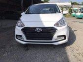 Bán xe Hyundai Grand i10 đời 2019, màu trắng, giá tốt giá 390 triệu tại Vĩnh Long