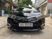 Bán Toyota Corolla altis AT đời 2016, màu đen giá 680 triệu tại Sơn La