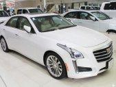 Bán xe Cadillac CTS màu trắng, số tự động, nhập khẩu 2016 giá 3 tỷ 50 tr tại Tp.HCM