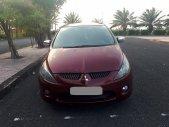 Bán Mitsubishi Grandis 2005 tự động màu đỏ xe gia đình sử dụng giá 276 triệu tại Tp.HCM