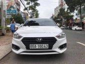 Cần bán xe Hyundai Accent 1.4 AT đời 2018, màu trắng  giá 410 triệu tại Cần Thơ