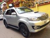 Cần bán xe Toyota Fortuner 2015, số sàn, máy dầu, màu bạc zin giá 785 triệu tại Tp.HCM
