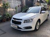 Gia đình cần bán xe chervolet cruze đời 2016 LT, số sàn, màu trắng giá 395 triệu tại Tp.HCM
