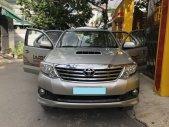 Cần bán xe Toyota Fortuner 2015, số sàn, máy dầu, màu bạc giá 795 triệu tại Tp.HCM