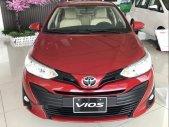 Bán Toyota Vios E CVT đời 2019, màu đỏ giá cạnh tranh giá 540 triệu tại Bạc Liêu