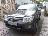 Gia đình cần bán xe Fortuner 2010, số sàn, máy dầu, màu xám trì giá 595 triệu tại Tp.HCM