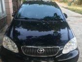 Bán xe Toyota Corolla altis 1.8G MT 2007, màu đen chính chủ giá 350 triệu tại TT - Huế