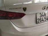 Bán Hyundai Accent Base năm sản xuất 2019, màu trắng, gia đình sử dụng giá 410 triệu tại Hải Dương