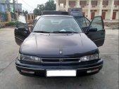 Bán xe Accord đời 1992, hàng xuất Châu Âu, phun điện tử Turbo 2.2i giá 70 triệu tại Tuyên Quang