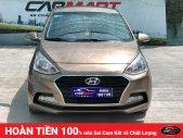 Cần bán xe Hyundai Grand i10 đời 2019, màu vàng, giá chỉ 436 triệu giá 436 triệu tại Hà Nội