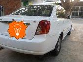 Bán xe Daewoo Lacetti EX năm 2005, màu trắng. Xe như mới giá 148 triệu tại Quảng Ngãi