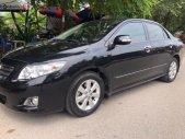 Bán xe Toyota Corolla altis sản xuất 2009, màu đen, giá 449tr giá 449 triệu tại Bắc Giang