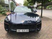Cần bán lại xe Porsche Macan sản xuất 2017, màu xanh đăng ký tư nhân  giá 2 tỷ 890 tr tại Hà Nội
