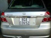 Bán Daewoo Gentra đời 2010, màu bạc, nhập khẩu giá 175 triệu tại Trà Vinh